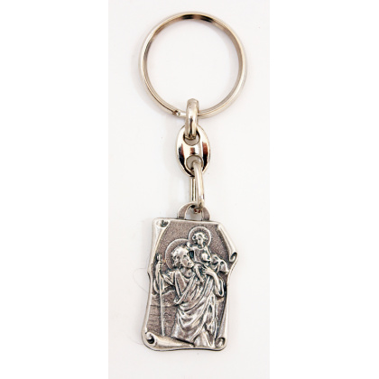 Our Lady of Grace keychain