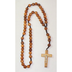 Large beads rosary